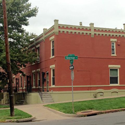 Sherman Terrace